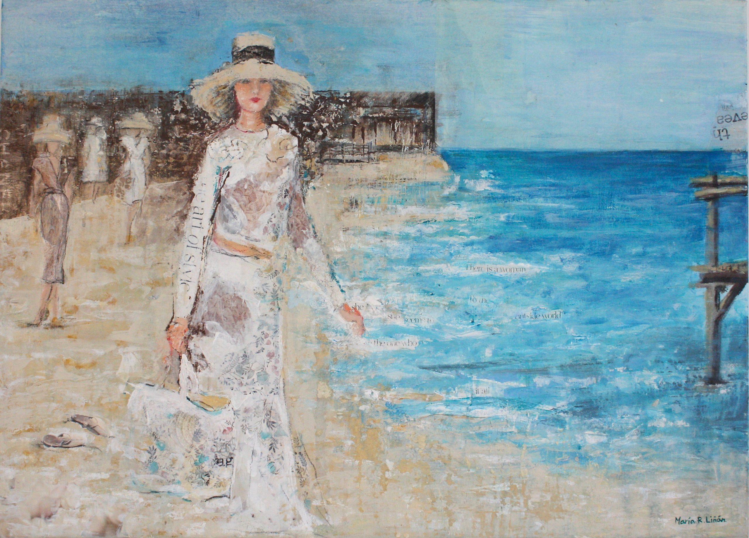 Maria Etrala Chanel Playa