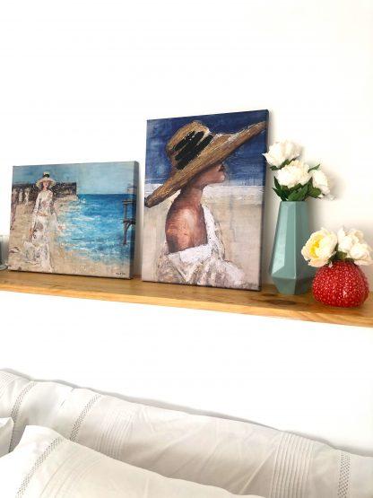 Cuadro decoración playa